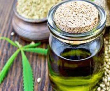 oil in jar