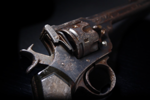 revolver guns